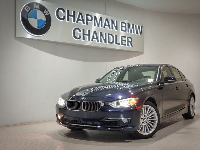 Certified Pre-Owned 2015 BMW 3-Series ActiveHybrid 3 Premium/Luxury Pkg Nav