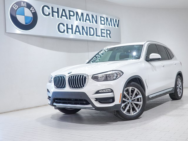 Certified Pre-Owned 2019 BMW X3 sDrive30i Nav