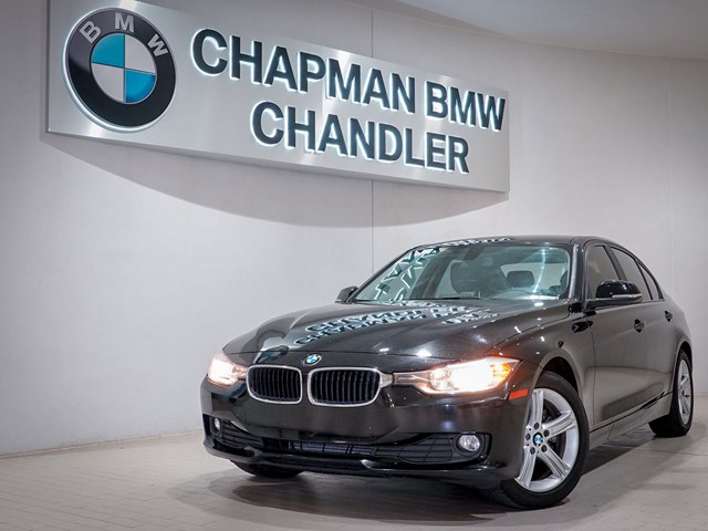 Used 2015 BMW 3-Series 320i
