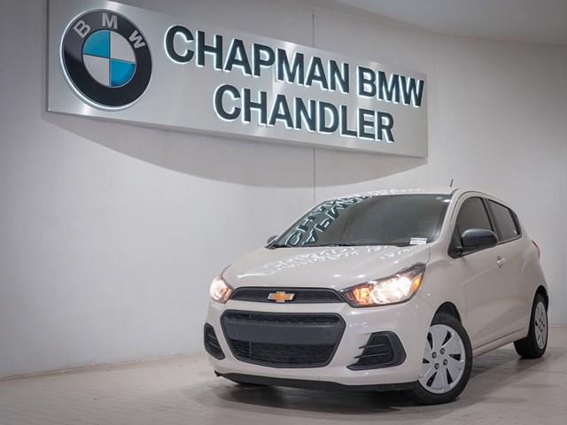 Used 2017 Chevrolet Spark LS CVT