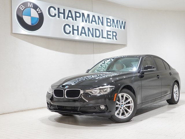 Certified Pre-Owned 2018 BMW 3-Series 320i Nav