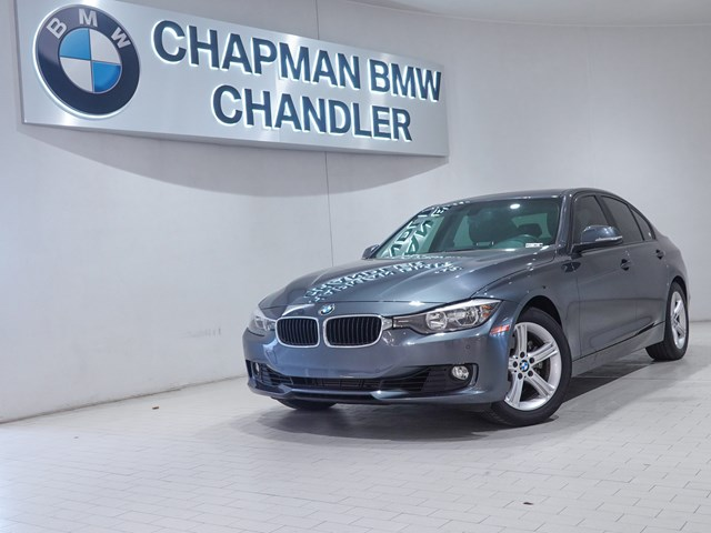 Used 2015 BMW 3-Series 328i Premium Pkg Nav