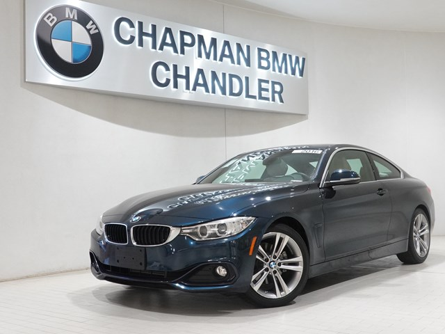 Used 2016 BMW 4-Series 428i Premium Pkg Nav
