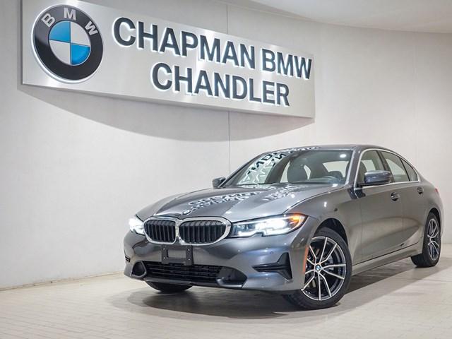Used 2019 BMW 3-Series 330i xDrive Premium Pkg Nav