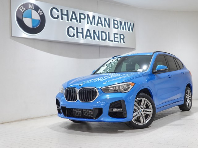 Certified Pre-Owned 2020 BMW X1 sDrive28i M-Sport Pkg Nav