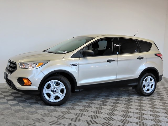 Used 2017 Ford Escape S
