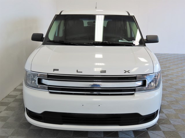 Used 2017 Ford Flex SE