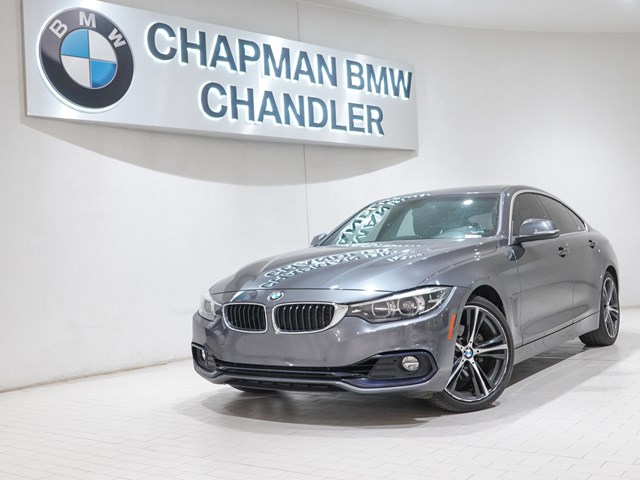 Used 2018 BMW 4-Series 430i Gran Coupe Premium Pkg Nav