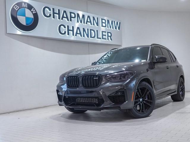 2020 BMW X3 M Competition/Executive Pkg Nav