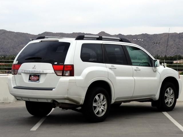 Used 2011 Mitsubishi Endeavor Ls For Sale Stock