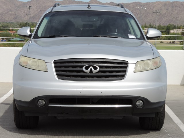 Used 2008 Infiniti Fx35 For Sale Stock X470537a