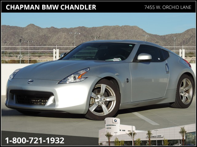 2011 Nissan 370Z Touring Details
