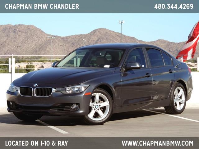 2012 BMW 3-Series Sdn 328i Prem Pkg Details