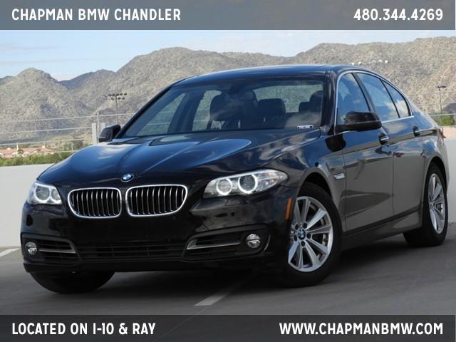 2015 BMW 5-Series 528i Prem Pkg Nav Details