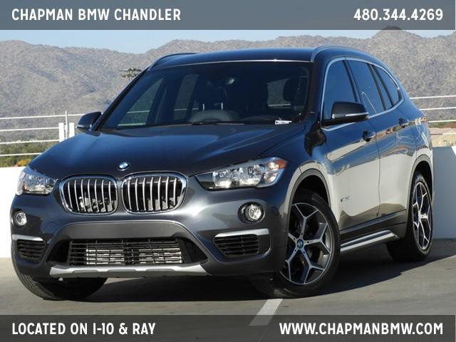 2016 BMW X1 xDrive28i Details
