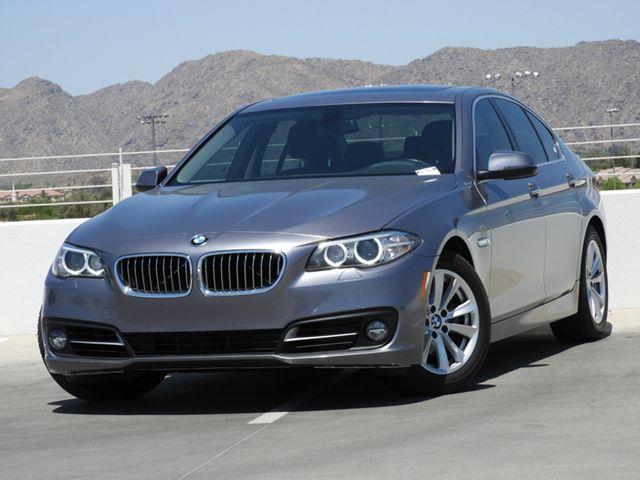 2016 BMW 5-Series 528i Nav