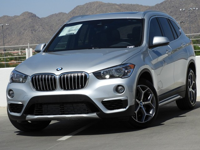 2019 BMW X1 sDrive28i 8-Speed Steptronic Automatic FWD