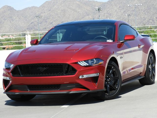 Pre Owned 2019 Ford Mustang Gt X491165a Chapman Bmw Chandler