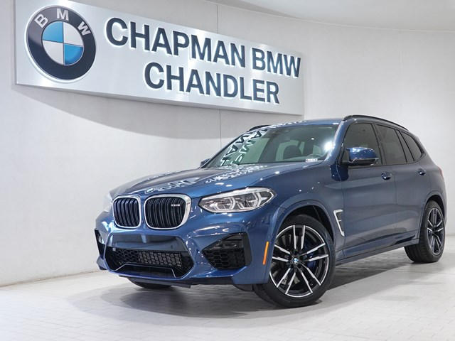 2020 BMW M-Series X3 M 8-Speed Steptronic Automatic AWD
