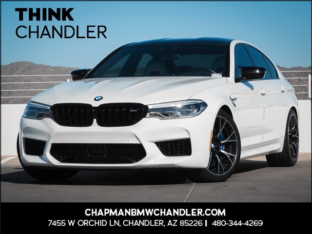 Used 2019 BMW M5 Competition Executive Pkg Nav