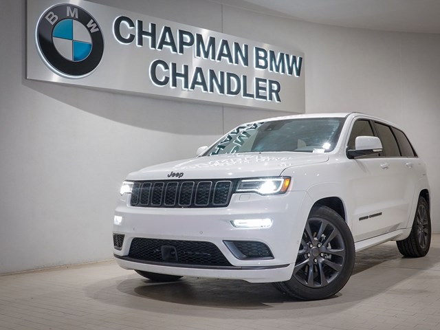 Used 2018 Jeep Grand Cherokee High Altitude