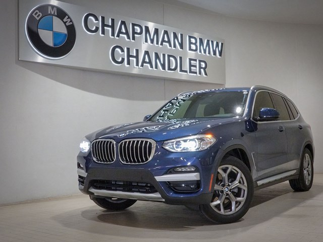 Used 2020 BMW X3 sDrive30i Nav