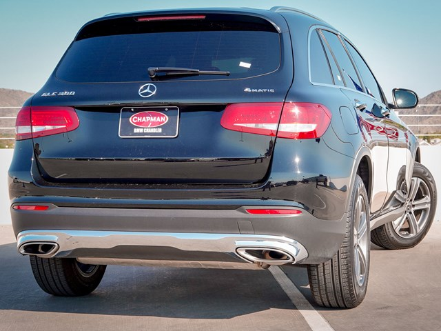 Used 2018 Mercedes-Benz GLC 300 4MATIC