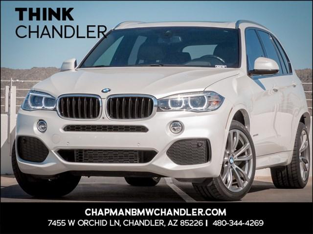 Used 2017 BMW X5 sDrive35i Prem/M-Sport Pkg Nav