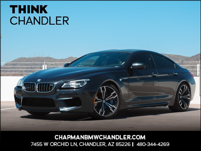 2018 BMW M6 Gran Coupe Exec Pkg Nav
