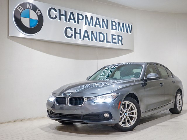 Used 2016 BMW 3-Series 320i