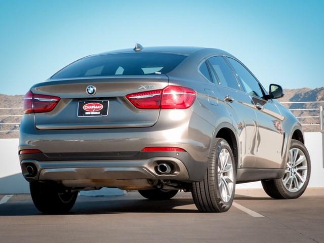 Certified Pre-Owned 2017 BMW X6 xDrive35i Premium Pkg Nav