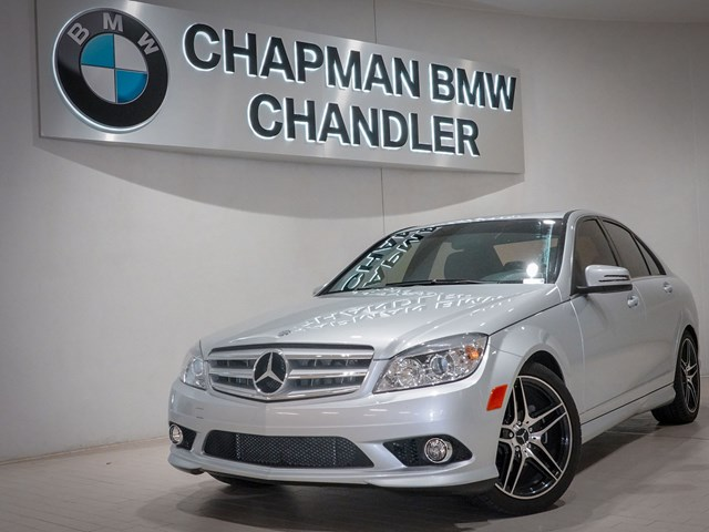 Used 2010 Mercedes-Benz C-Class C 300 Luxury