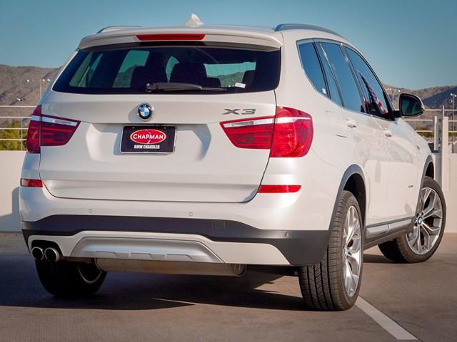 2017 BMW X3 sDrive28i Premium Pkg Nav