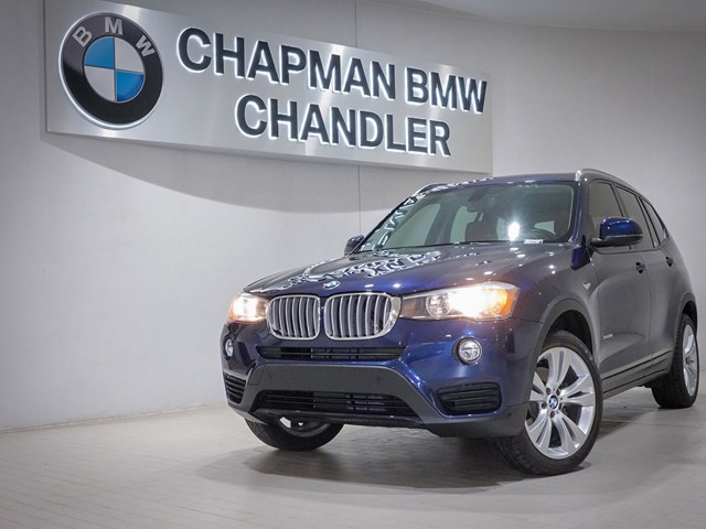 Certified Pre-Owned 2016 BMW X3 xDrive28i Premium Pkg