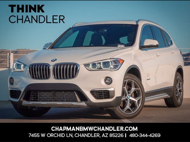 Certified Pre-Owned 2017 BMW X1 xDrive28i Premium Pkg