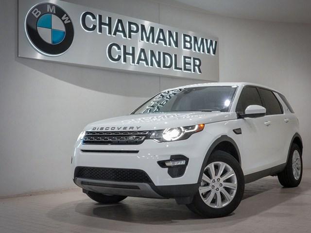2018 Land Rover Discovery Sport SE Nav