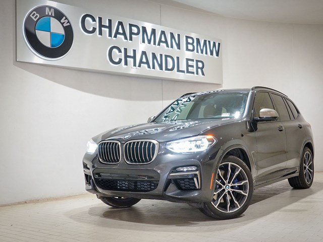 2020 BMW X3 M40i Executive Pkg Nav