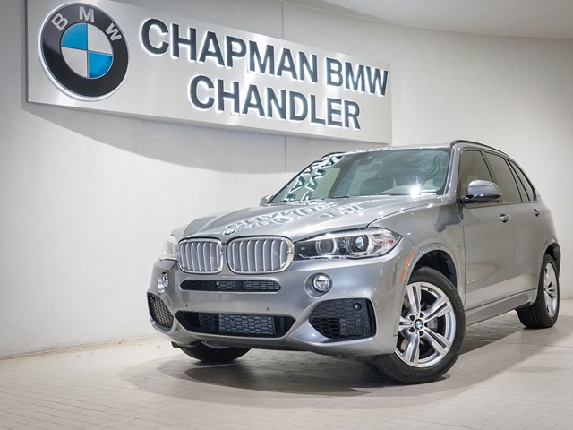 Certified Pre-Owned 2018 BMW X5 xDrive40e iPerformance M-Sport Pkg Nav