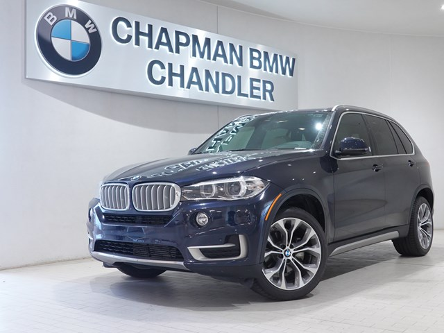 Certified Pre-Owned 2018 BMW X5 sDrive35i Premium Pkg Nav