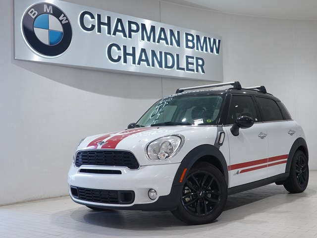 2013 MINI Cooper S Countryman ALL4