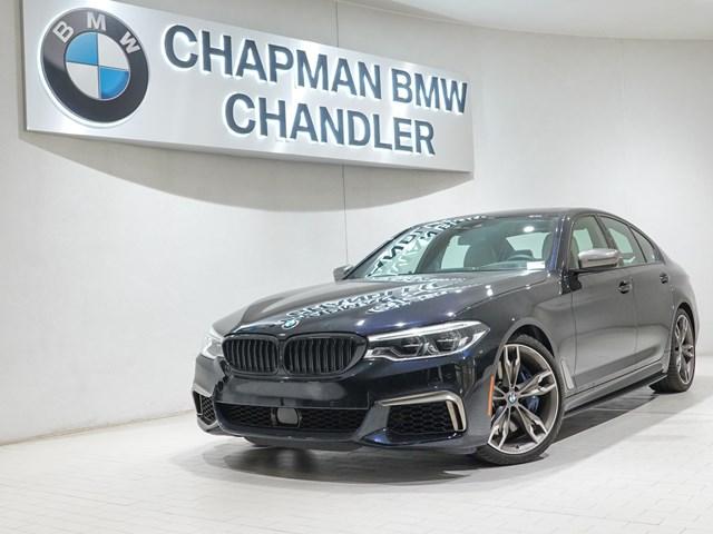 Used 2020 BMW 5-Series M550i xDrive Exec Pkg Nav