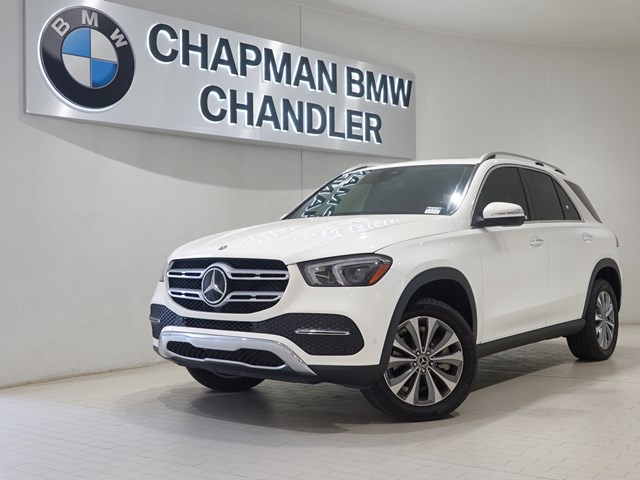 Used 2020 Mercedes-Benz GLE 350 4MATIC