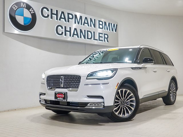 Used 2020 Lincoln Aviator Reserve