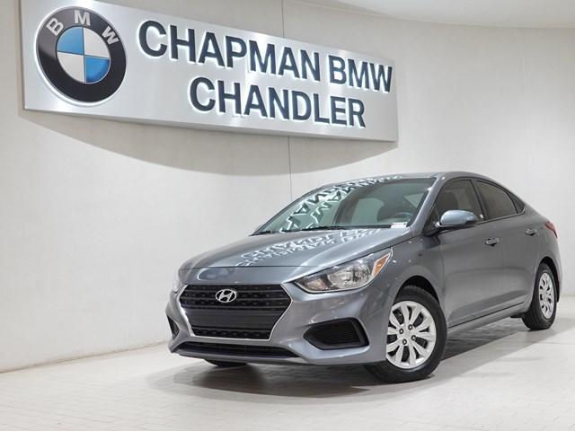 Used 2018 Hyundai Accent SE
