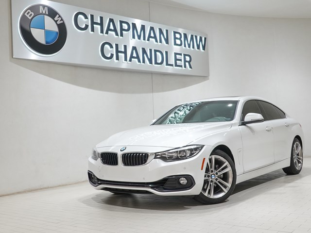 2019 BMW 4-Series 430i Gran Coupe Nav