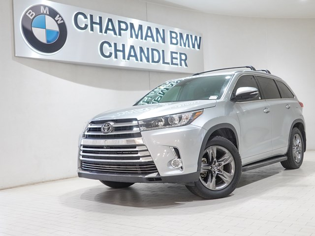 Used 2018 Toyota Highlander Limited Platinum