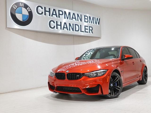 2018 BMW M3 Exec/Comp Pkg Nav
