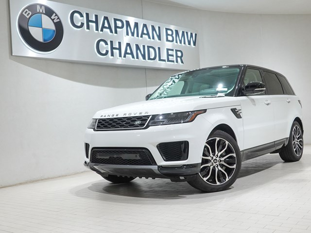 Used 2018 Land Rover Range Rover Sport HSE