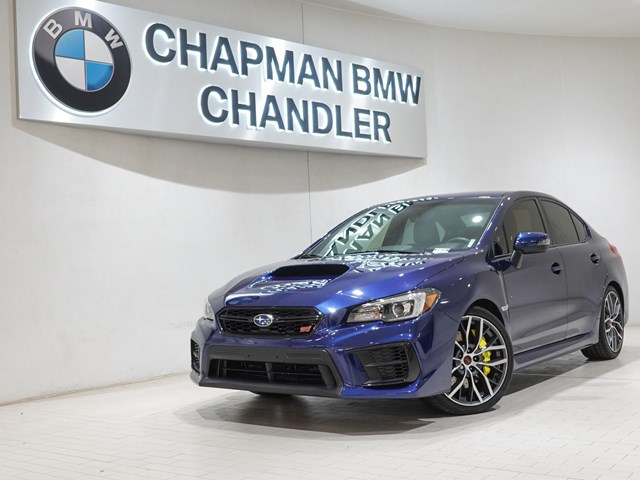 Used 2020 Subaru WRX STI Limited