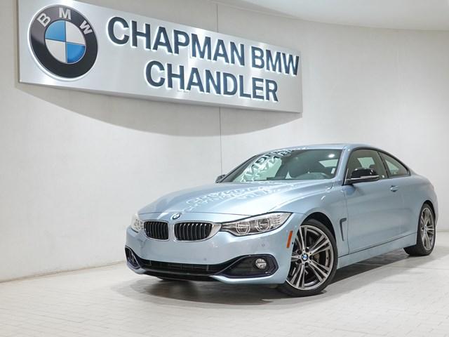 Used 2015 BMW 4-Series 435i Prem Pkg Nav